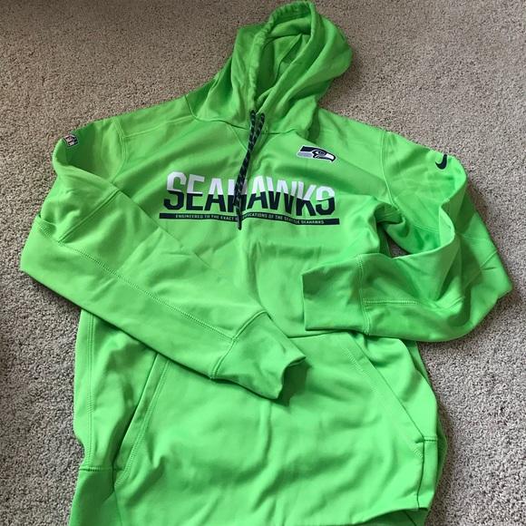 Nike Sweaters | Seattle Seahawks Hoodie